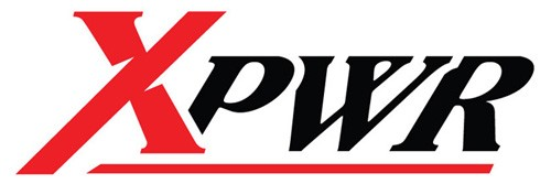 Xpwr Logo Color on Desert Aircraft Engines