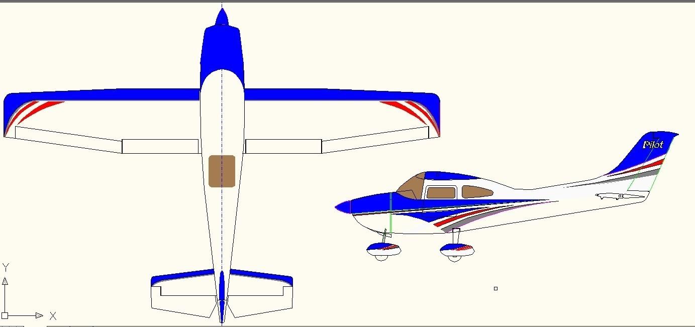 Pilot Rc Skyline 150 Kits And Parts Desert Aircraft Australia Cessna Wiring Diagram