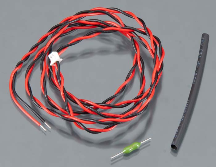Futaba External Voltage Input Cable Futaba Telemetry and S.Bus ...