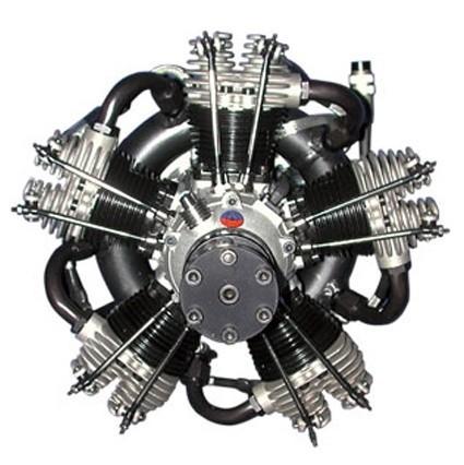 Moki 180cc Radial