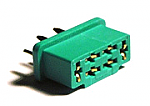 Powerbox Female MPX Connector, Bare