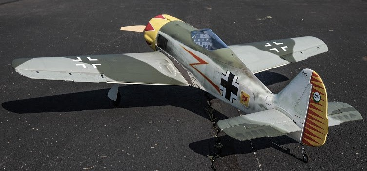 Aces High FW190|Aces High|Desert Aircraft Australia
