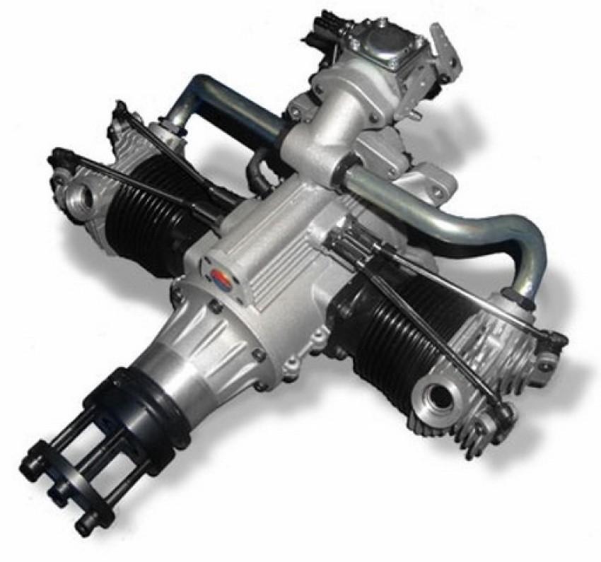 Moki Radial Engines|Desert Aircraft Australia