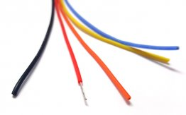 24AWG Silicone Wire, various colours