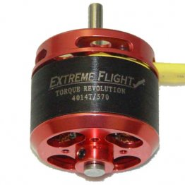 4016T/500 Extreme Flight RC Torque Electric Outrunner motor V2
