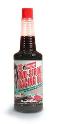Redline Two Stroke Racing Oil 473ml