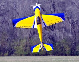 "Extreme Flight RC 74"" Laser EXP"