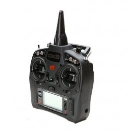 Spektrum DX9 Transmitter Black edition