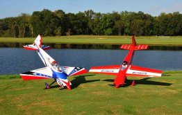 "Extreme Flight RC 104"" Laser EXP"