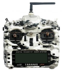 Frsky Taranis X9D Plus Transmitter Spare Part Carbon Fiber / Camo / Blazing Skull Custom Shell Case