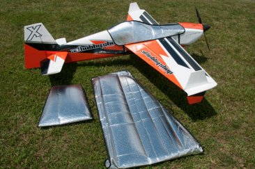 "3DHS 106"" Edge 540 V2 by Extreme Flight"