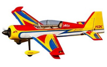 Flex Innovation Yak 54 35cc ARF Kit