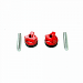 "Secraft Wing Bolts  1/4"" or M6"
